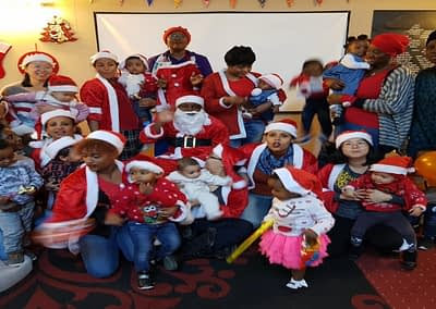 Bethel Health & Healing Network   Christmas Party