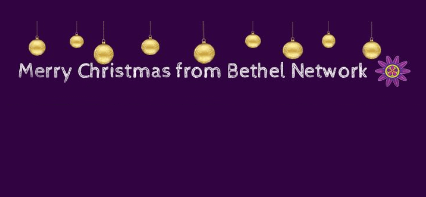 Merry Christmas From Bethel